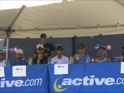 Ironman Arizona 2008 Professional Press Conference 2