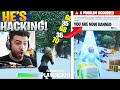 I Died To A HACKER and got him BANNED INSTANTLY! (Fortnite Battle Royale)