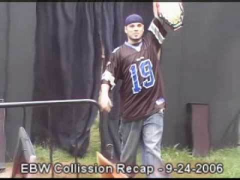 EBW Collision Recap 9-24-06 - [SOUTH JERSEY OFFICIAL]