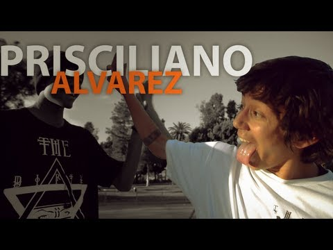 Prisciliano Alvarez - Radio Moscow City Lights - Lincoln Heights Skatepark