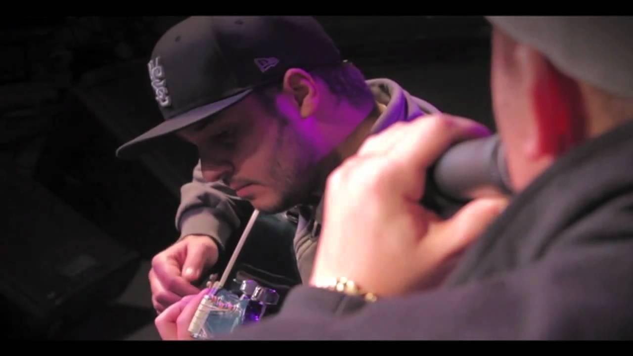Просмотр видео KREC - Еле дыша (Promo video, Acoustic) (2011) .