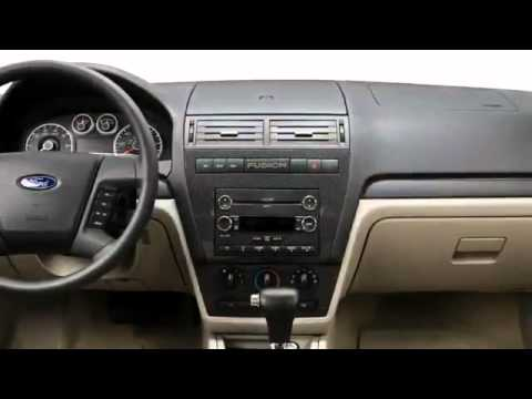 2008 Ford Fusion Video
