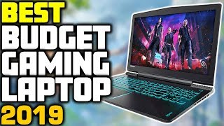 Best Budget Gaming Laptop in 2019
