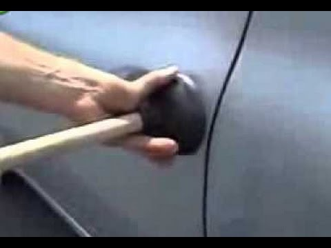 RE: UNLOCK ANY CAR DOOR WITH A PLUNGER?