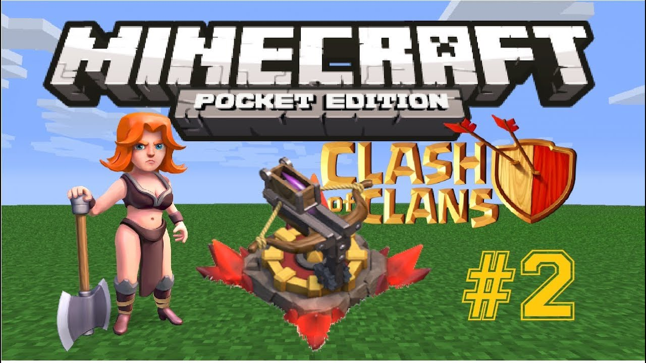 Clash of Clans  2   X-Bow    X Bow Clash Of Clans Minecraft