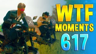 PUBG WTF Funny Daily Moments Highlights Ep 617