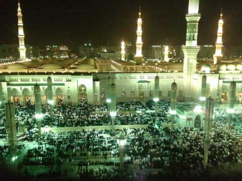 Al Madinah Al Monawarah - Ksa Time Lapse video
