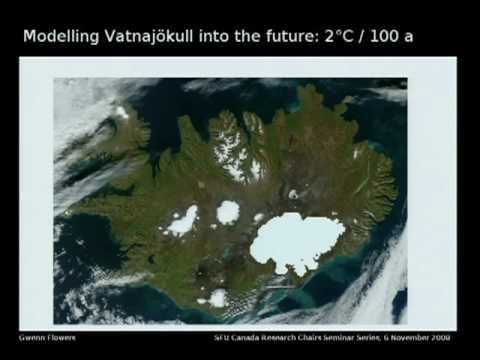 Dr. Gwenn Flowers: Glacier and ice-sheet dynamics in a warming world