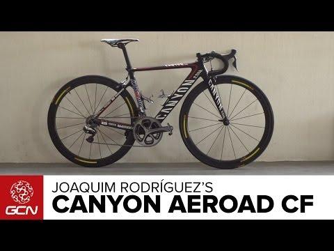Joaquim Rodríguez's Team Katusha - Canyon Aeroad CF