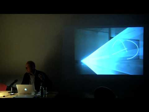 Artist Talk: Anthony McCall