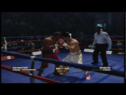 Mayweather vs Pacquiao Fight Night Champion part 2