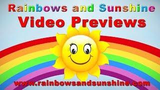 Video Previews | Rainbows and Sunshine Kids Music
