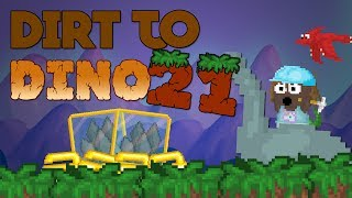 DISPLAY PROJECT! | Growtopia | Dirt To Dino #21
