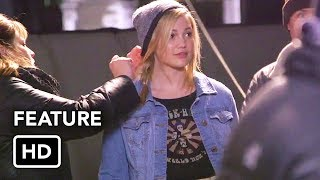 """Marvel's Cloak and Dagger (Freeform) """"Filming the Cemetery Scene"""" Featurette HD"""