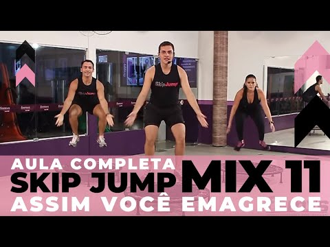 SKIP JUMP MIX 11 - by Tatiana Trévia
