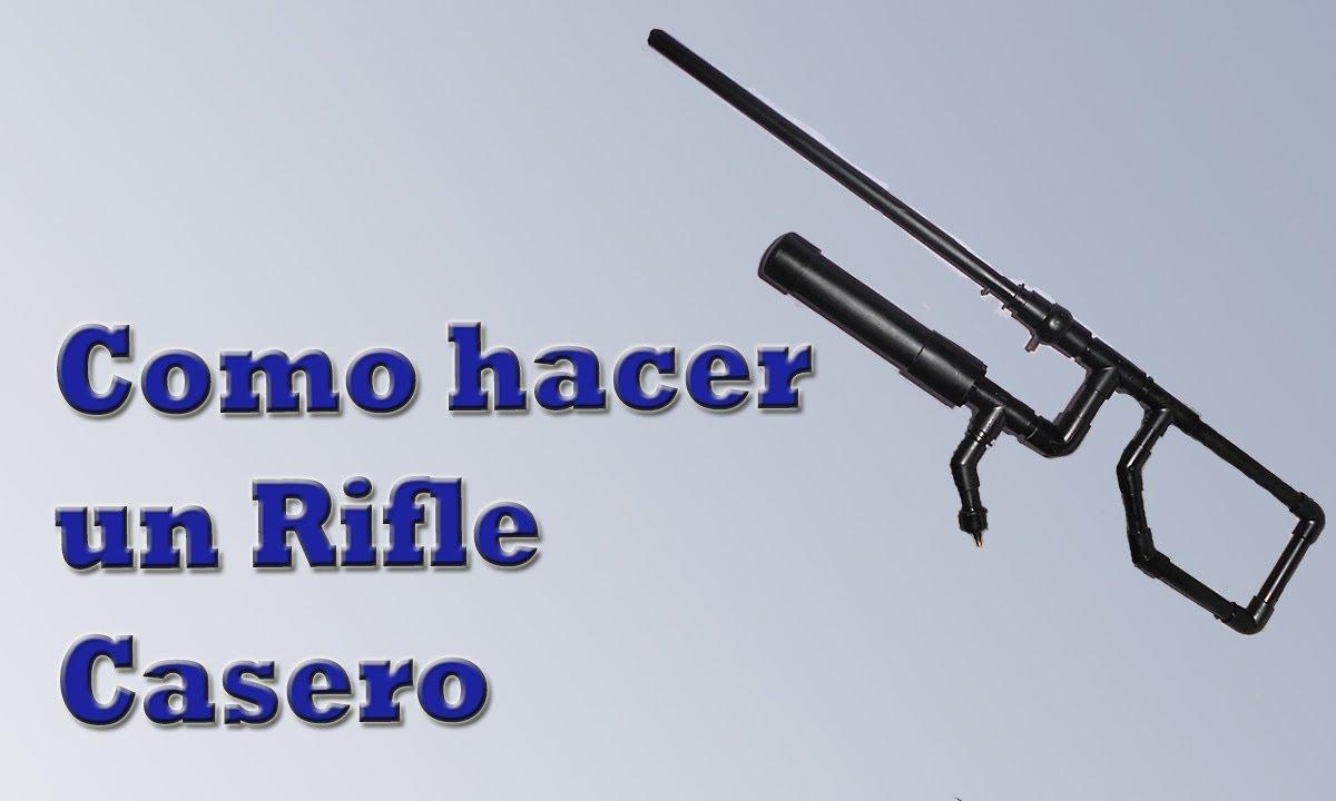 Como hacer un rifle casero tutorial paso a paso youtube - Como hacer invernadero casero barato ...
