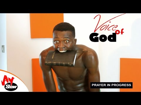 Comedy Skit - Voice Of The Lord