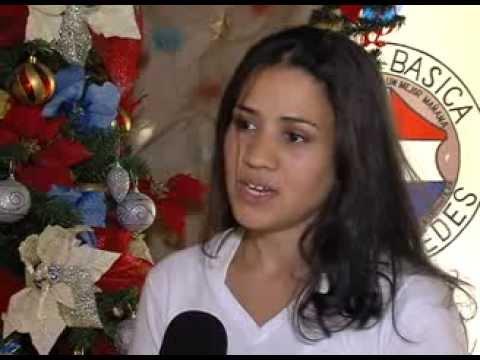 Mayte Vásquez, astrónoma dominicana