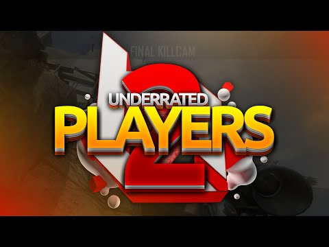 Obey Scarce: Top 5 Underrated PLAYERS! #2 - BEST Reaction EVER?! COD BO2 & MW2 Trickshot Montage