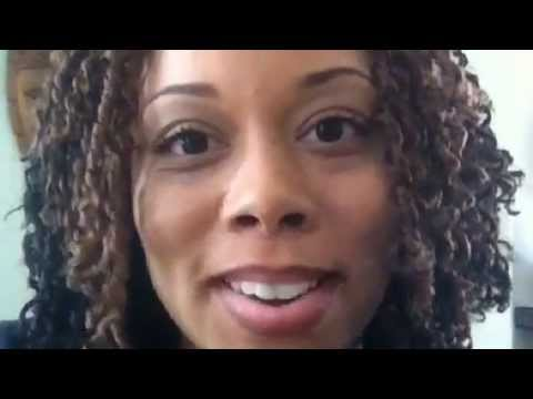 How To Maintain Crochet Braids - YouTube