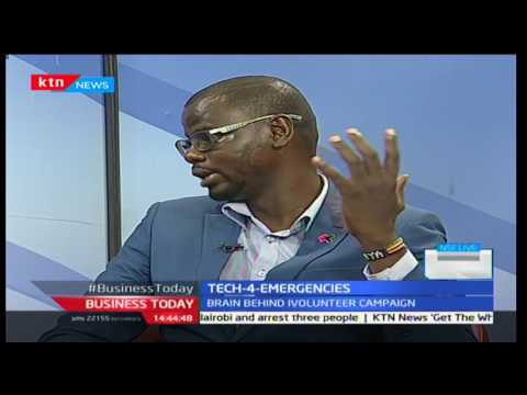 Business Today 13th December 2016 -  Technology for Emergency