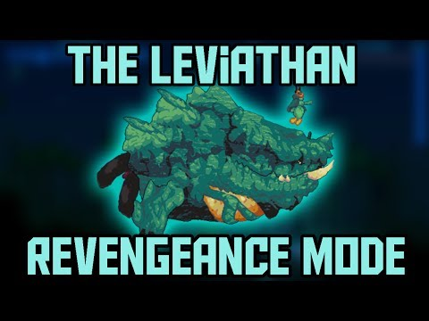 How to Beat the Leviathan in Revengeance mode! ||Easy Method||