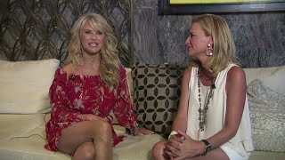 WEB EXTRA: Model Christie Brinkley Talks To CBS4's Lisa Petrillo At Sports Illustrated Swimsuit Show