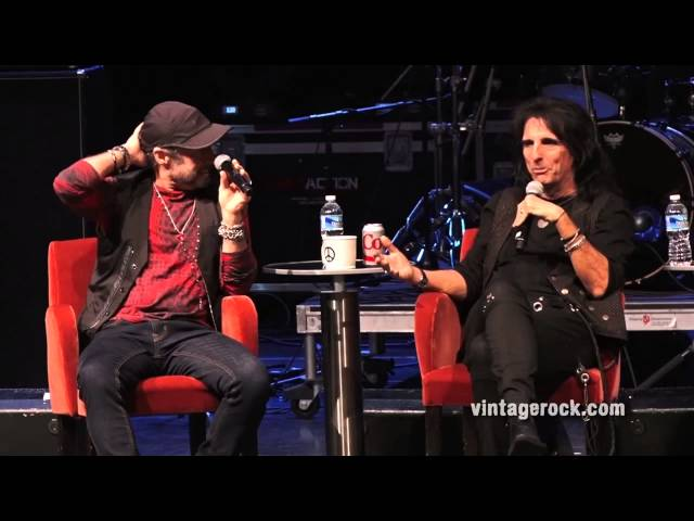 Rock Legends Cruise III: Alice Cooper & Paul Rodgers Q&A