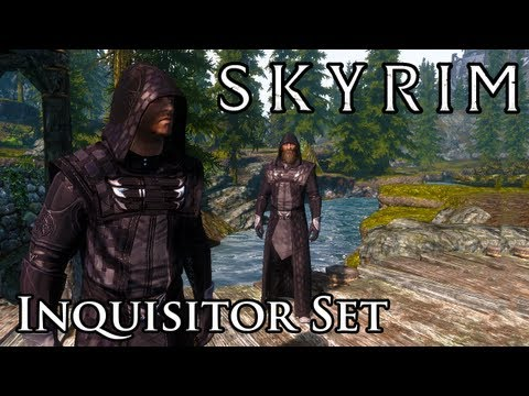 Skyrim Mod: Inquisitor Set