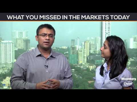 Market Wrap: Sensex, Nifty End Lower On Infosys Outlook Woes