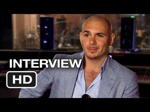 Epic Interview - Pitbull (2013) - Beyoncé, Josh Hutcherson Movie HD