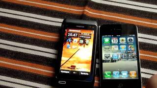 Nokia N8 Против Iphone 4 (часть 2)