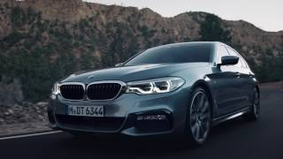 2017 BMW 5 SERIES Commercial