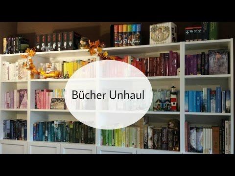 Bücher Unhaul #2 l Bücher aussortiert  2017