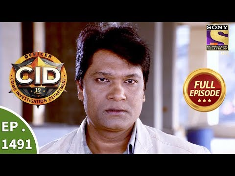CID - Ep 1491 - Full Episode - 27th January, 2018 thumbnail