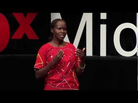 My Journey To Start A School For Girls In Kenya: Kakenya Ntaiya At Tedxmidatlantic 2012 video