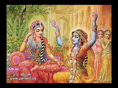 Radhe Radhe Maan Bole By Vikram Hazra , Krishna Bhajan Posted By Prianxi video