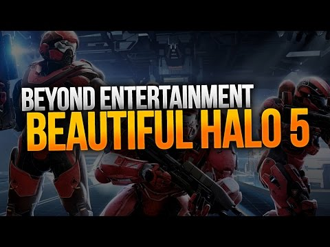 Beautiful Halo 5