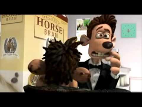 Смывайся (2006) - Трейлер мультфильма