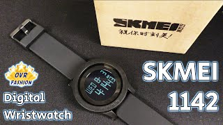SKMEI 1142 Men Digital Wristwatch Review