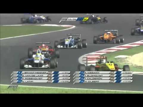Gara FIA F3 European Championship 2013
