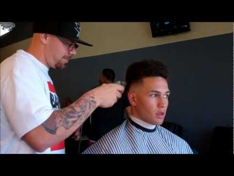 HIGHTOP FADE | SKY FADE | BOX CUT WITH SKIN FADE | HD - TIMELESS BARBERS