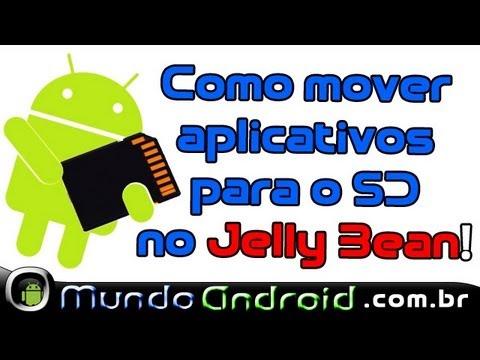 Como mover aplicativo para o cartão sd no seu Jelly Bean. GL TO SD. Galaxy Grand Duos e Outros.