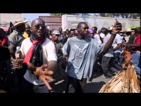 Haiti President says new cabinet to be sworn in Monday