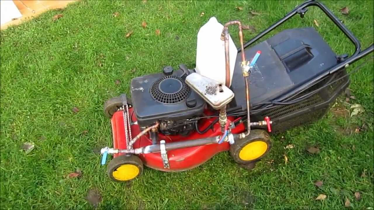 Briggs And Stratton Engine >> Moteur Pantone Tondeuse (GEET Pantone Lawnmower Engine) HD - YouTube