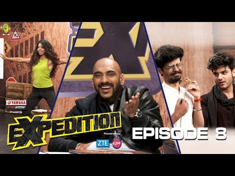 Yamaha FZ 25 Expedition | Episode 8 - Auditions | Ft. Sahil Khattar
