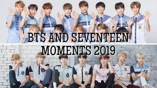 [NEW 2019] BTS AND SEVENTEEN MOMENTS
