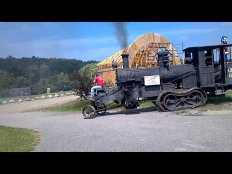 Wabeno ,wi 1909 Phoenix Hauler steam engine