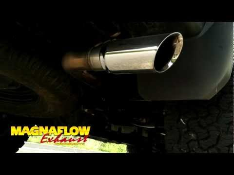 5th Gen. 4Runner Cat Back Exhaust by Magnaflow
