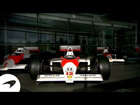 McLaren :: MP4-4 :: Remembered by Neil Oatley